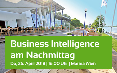 Business Intelligence am Nachmittag